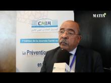 Embedded thumbnail for Abdelaziz Alaoui : La plupart des entreprises ont pris conscience des enjeux de la prévention