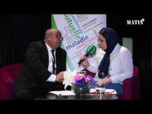 Embedded thumbnail for 9e journee sante au travail entretien avec abdelaziz alaoui president de la cmim